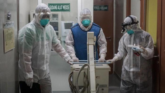 Hasil Lab Pasien Rumah Sakit Eka Cibubur Diduga Terkena Virus Corona
