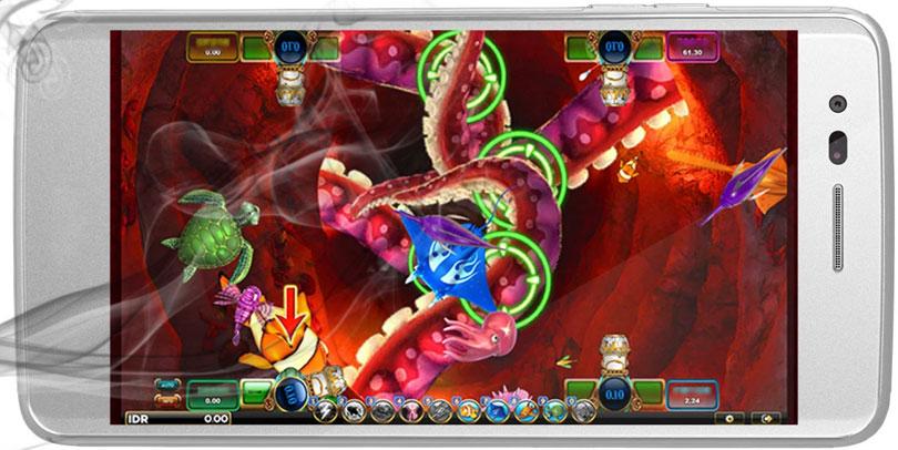 Game Judi Tembak Ikan Online