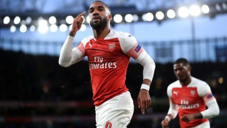 Kekhawatiran Alexandre Lacazette Akan Masa Depannya Di Arsenal