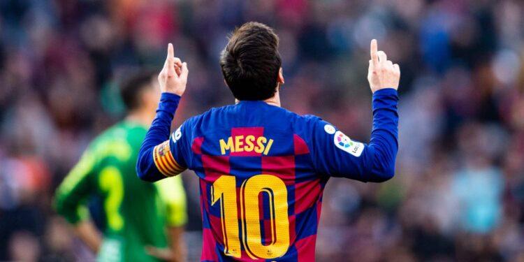 Tahun 2020 Bukan Menjadi Tahun Pertama Lionel Messi Ingin Meningglkan Barcelona