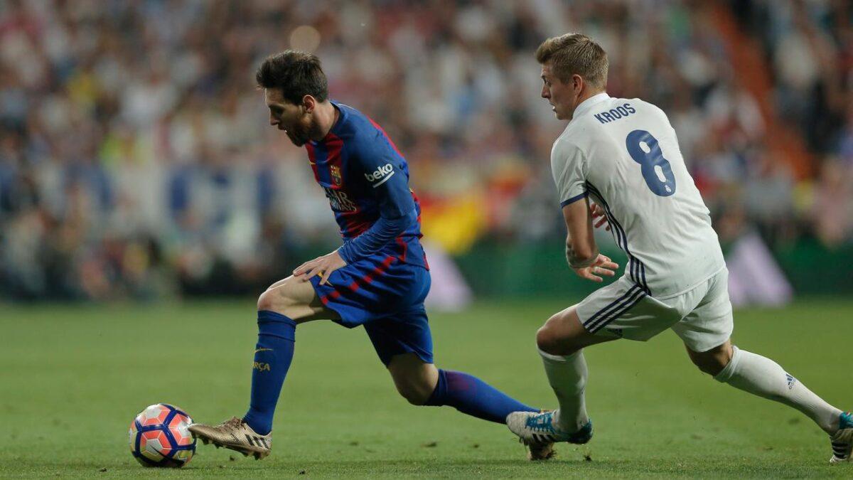 El Clasico Akan Resmi Digelar, Barcelona Akan Berhadapan Dengan Real Madrid