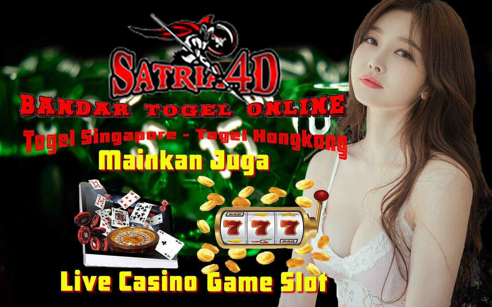 satria4d - Situs Togel HK