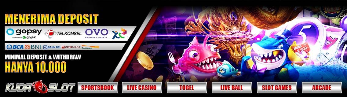 Slot Permainan Judi Online Paling Wajib Dimainkan Melalui Kudaslot